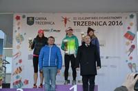 Najlepsze wśród kobiet: Agnieszka Jerzyk, Anna Więcek i Justyna Olejniczak.