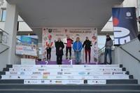 Wśród najlepszych kobiet z Gminy Trzebnica na podium znalazły się: Katarzyna Chryczyk, Magdalena Komór i Ewa Boćko.