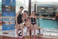 Galeria IV Rodzinne Zawody Pływackie