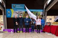 Galeria V Cross Trzebnicki - Oficjalne przekazania flagi The World Games 2017