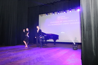 Uroczystość rozpoczęła i zakończyła się pokazem tanecznym w wykonaniu Natalii Karpińskiej                 i Bartosza Lorka.