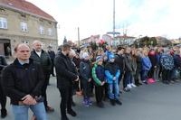 """Galeria Odsłonięcie pomnika """"W hołdzie Żołnierzom Wyklętym"""""""