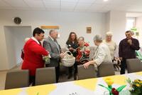 Galeria U seniorów z życzeniami