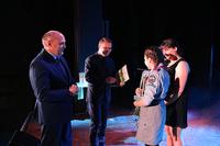 Gratulacje Weronice i jej mamie złożył również sekretarz Daniel Buczak.