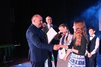 Nikola Muszkiewicz- uczennica Gmnazjum w Ujeźdźcu Wielkim została Najwspanialszą Gminy Trzebnica w kategorii Szkoły Gimnazjalne.