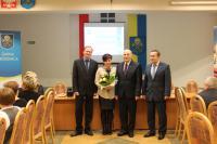 Barbara Maria Ciepluch - nowy sołtys Księginic