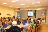 Burmistrz Marek Długozima zaprezentował sołtysom plany inwestycyjne na 2014 rok