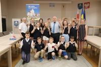 Galeria Trójka finalistą Dolnośląskich Meczów Matematycznych
