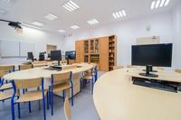 Galeria Sale w nowej Szkole Podstawowej nr 1 wyposażone zostaną w nowoczesny sprzęt edukacyjny, podobnie jak ma to miejsce w Szkole Podstawowej nr 2.