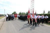 Ochotnicza Straż Pożarna w Skoroszowie obchodziła 70-lecie istnienia jednostki.