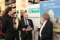 Rozmowy o wspólnej, długofalowej współpracy Gminy Trzebnica z projektami realizowanymi w ramach Narodowego Forum Muzyki