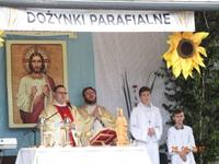 Galeria Dożynki Parafialne w Biedaszkowie Małym