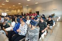 W tym roku naukę na UTW rozpoczęło 186 studentów-seniorów.