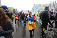 Galeria Tysiące biegaczy na Biegu Sylwestrowym 2017 - Kamil