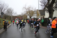 Galeria Tysiące biegaczy na Biegu Sylwestrowym 2017 - Monika