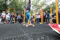 Galeria Street Workout po raz trzeci