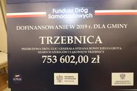 Galeria Dofinansowania drogowe przyznane w Trzebnicy