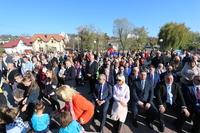 Galeria Odsłonięcie pomnika św. Jana Pawła II w Winnikach