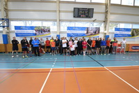 Galeria Pierwszy Turniej Badmintona o Puchar Burmistrza Gminy Trzebnica
