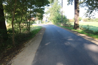 Galeria Wyremontowana droga w Komorówce