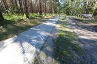 Galeria Podwojenie długości ścieżek rowerowych w Gminie Trzebnica.