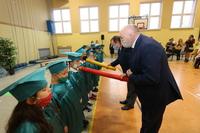 Galeria Uroczyste otwarcie Szkoły Podstawowej w Ujeźdźcu Wielkim