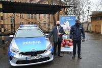 Galeria Kolejne wsparcie dla Policji