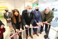 Galeria Otwarcie terenowego Biura Paszportowego w Trzebnicy