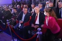 Galeria Gminna Hala Widowiskowo-Sportowa im. Dolnośląskich Olimpijczyków oficjalnie otwarta.