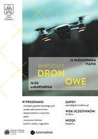 warsztaty droniarskie