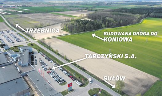 Nowa droga dla mieszkańców